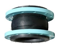 Hot selling flexible flange stainless steel expansion joint rubber