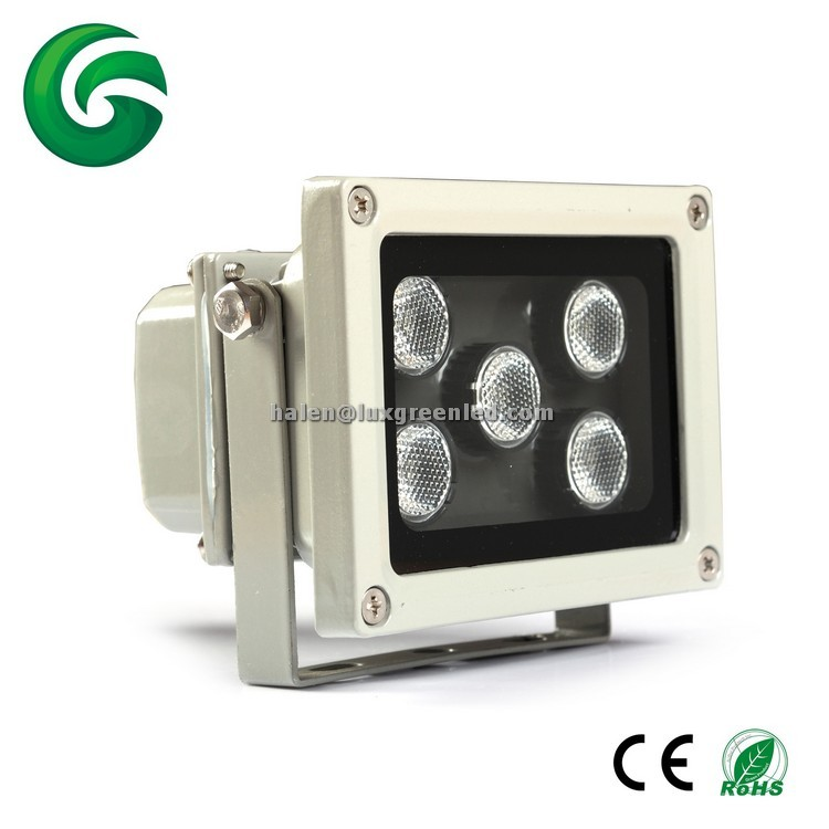 AC100-240V 10W R/<strong>G</strong>/B/White Led flood light with connecting cable