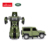 Rastar kids toy 1:14 land rover remote control robot car toy