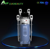 Professional 2015 hot selling advanced technology led light therapy fat reduction machine