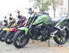 300cc motocicleta racing bike zongshen 250CC water cooled engine