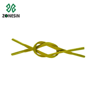 2018 New Style Fashionable Cheap Custom Design Flat Waxed Shoelaces