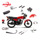 Hot sale motorcycle clutch cable for Motorcycle parts cg125 Italika FT125