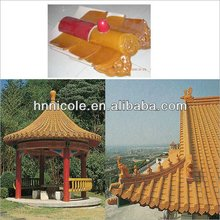 light weight ceramic roof tiles for building