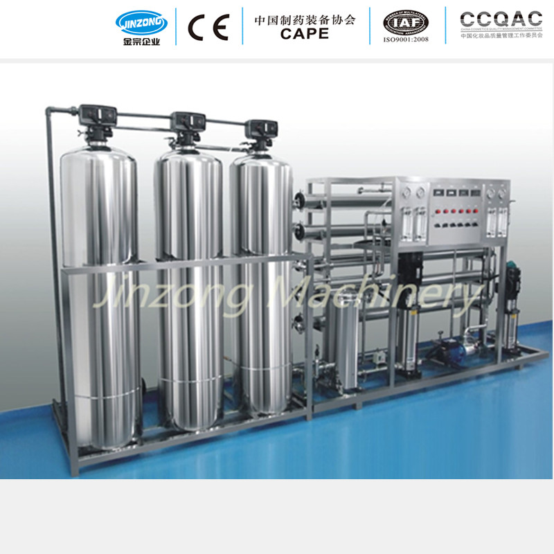 Industries reverse osmosis pure water production equipment plant for sale