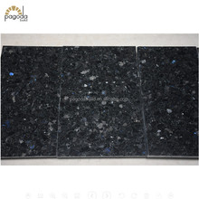 Labradorite Volga Blue Granite Tile and Slab Originated from Best Ukraine Quarry Exclusively Supplied by Pagodabuild