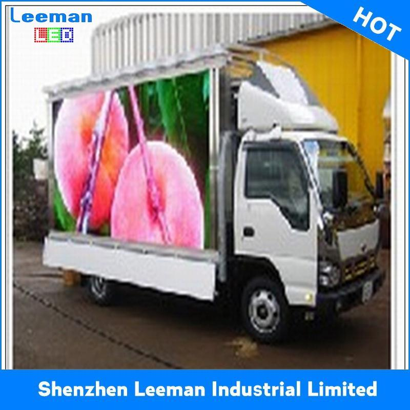 mobile billboards adverting for sale residential solar panel systems bus scrolling text red led car sign board
