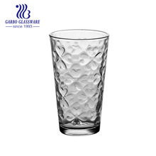 16oz New Design high ball clear material glass tumbler drinking water cup