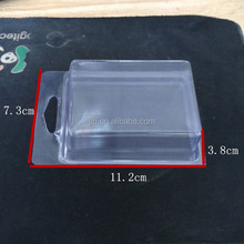 High quality Plastic Blister clamshells packaging , PVC clamshells blister pack