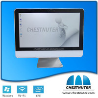 "chestnuter All in one pc- 21.5"" Portable All-In-One - Intel I3 - 4GB Memory - 500GB Hard Drive -silver"