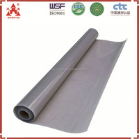 1.5mm Polyvinyl Chloride Waterproofing Membrane for Planting Roof