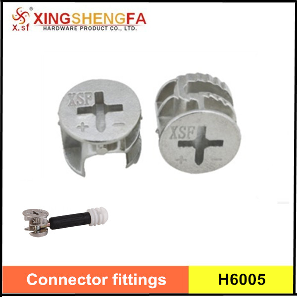 high quality connector fitting different type nuts bolts for cabinet