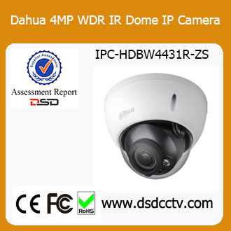 Dahua 4MP WDR IR Dome Network Camera IPC-HDBW4431R-ZS