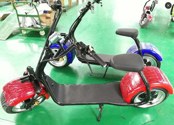 Adult transport e bike big flat tire off road 1000W motorbikes for sales