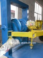 Used tire retreading machine tire buffing machine