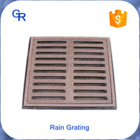 Precision Customized OEM Cast Iron Tree Grates