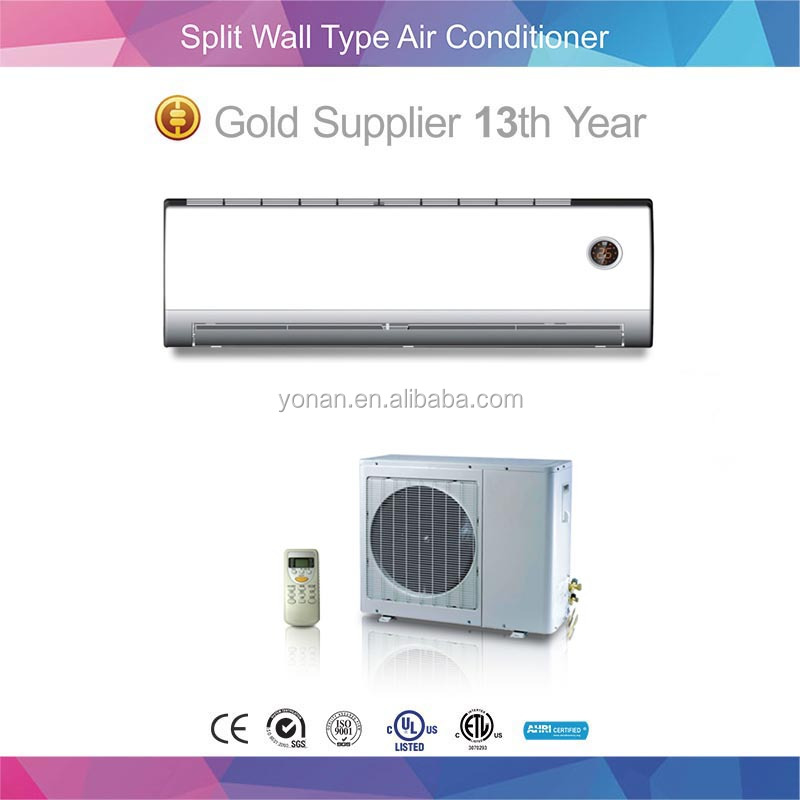 Wall Air conditioning with 30000BTU , R22 gas ,cooling&heating