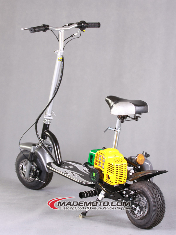Best selling gas scooter cheap 50cc gas scooter