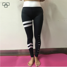 Hot Fitness Breathable Sports Legging Wear Women Yoga Pants for GYM