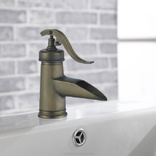 Antique Bronze Wash Basin Faucet for Villa