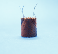 air coil inductor induction coil solenoid coil