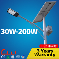 Creative design high power LED street light solar 40W 60W 80W