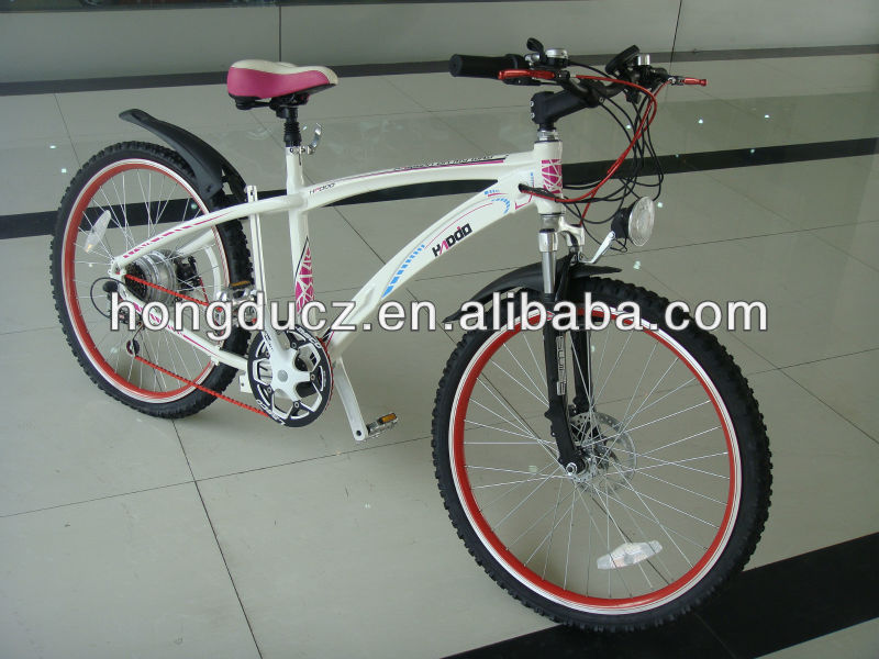 electric beach cruiser with better design and appearance