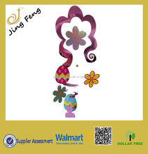 hot sales new product paper crafts holiday swirl hanging decorations for easter