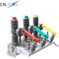 Wenzhou Factories Supply 12KV 3Phase Medium Voltage Vacuum Circuit Breaker