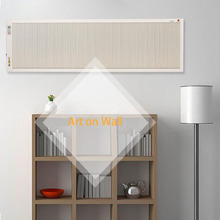 950W wall-mounted bedroom use electric heater