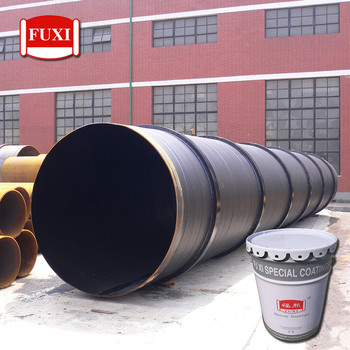 High Chlorinated Polyethylene Anticorrosive Pipe Coating Concrete Paint For Steel