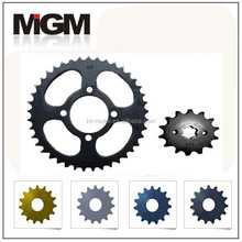 Motorcycle chain sprocket manufacture,motorcycle sprocket for honda wave 125