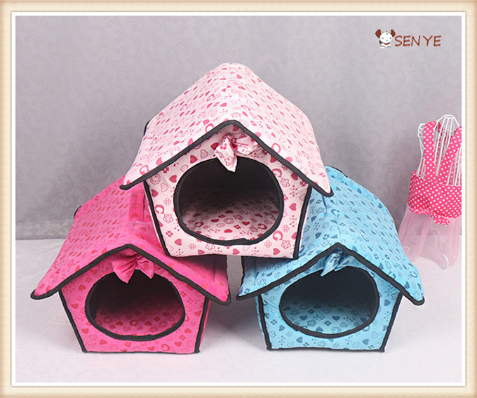 New Arrival Pet Products Portable Pet House Cat Bed Wholesale Cool Pet House