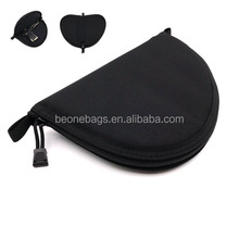 High quality black tactical padded gun case