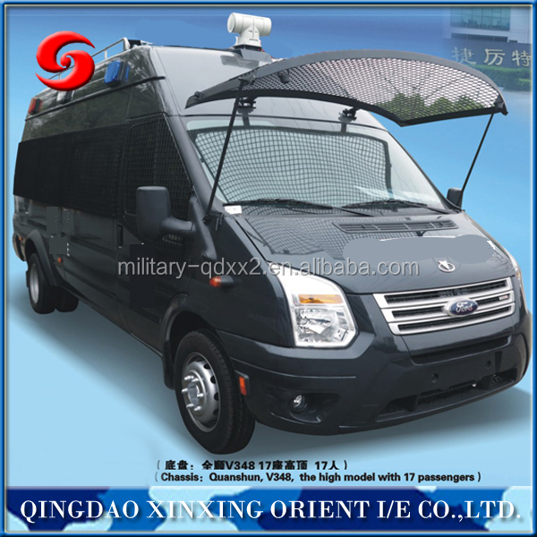 Bulletproof Vehicle for Personnel /armoured vehicle with tracking system / armoured vehicle
