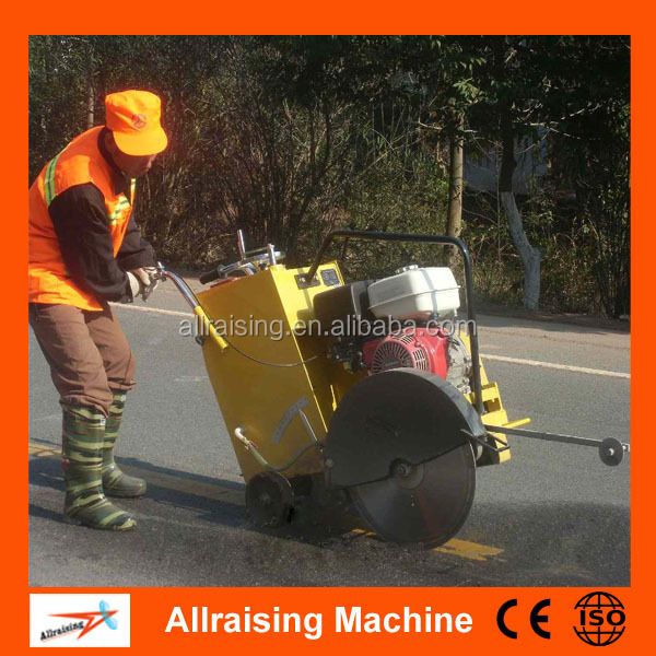 13HP portable concrete cutter road cutter