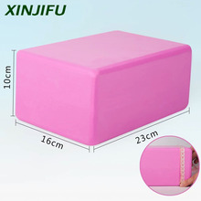 Large Yoga Blocks thickness plus 10cm thick 6 colors EVA Foam Yoga Block to Support and Deepen Poses Lightweight Odorless