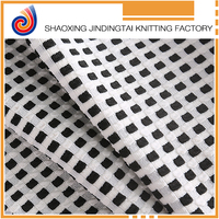 Classic design polyester check fabric and cloth for table