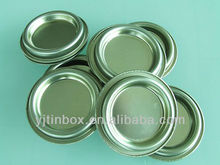 semi-autometic metal paint tin lid/cover/end