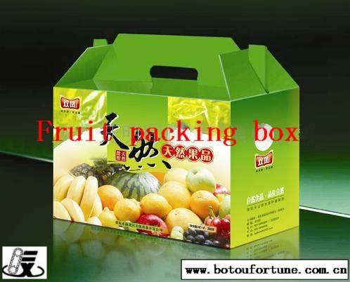 carboard box carton packing paper box