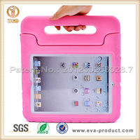 shockproof EVA kids case for ipad234/for ipad kids case 234 with hand grip