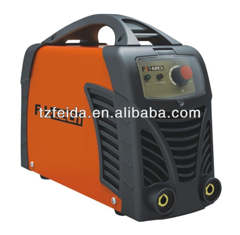 Portable IGBT DC Inverter MMA welding machine set
