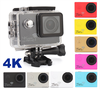 gopro Newest Arriving Ultra 4K 24FPS WIFI Sport Action Camera 30m Waterproof 2.0inch Full HD1080P 60fps SJ8000 Video Cam
