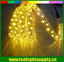 164' 11x17mm flat 3 wires economical reasonable price neo neon rope light