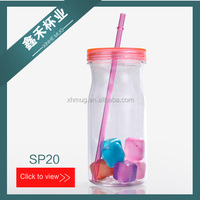 new design plastic jar