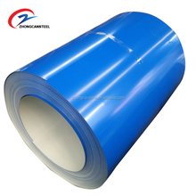 Color Cold Rolled Pre-Painted Galvanized Stainless Steel Coils for Building Materials