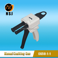 50ml 1:1 Plastic Automatic Chemical Glue Dispenser for Dental