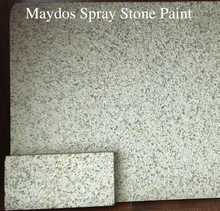 Maydos Spraying Granite Wall Marble Texture Paint for Exterior Texturer Decoration