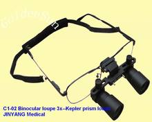 surgical flip up magnifier 3x for dentist