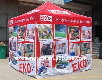Dye Sublimation Folding Marquee
